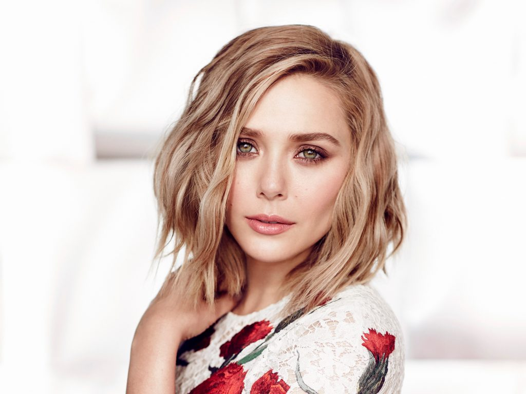 Elizabeth Olsen HD Background