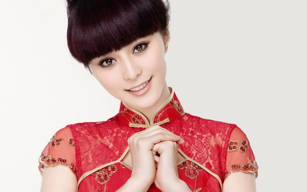 Fan Bingbing Widescreen Wallpaper