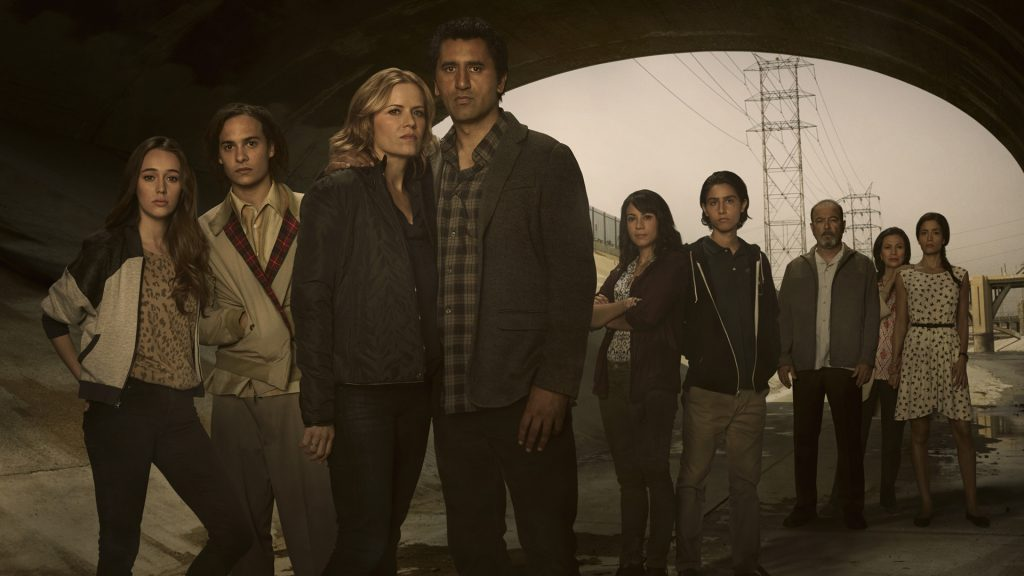 Fear The Walking Dead HD Full HD Wallpaper