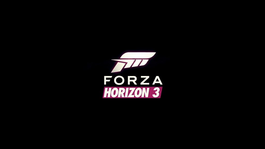 Forza Horizon 3 Full HD Background
