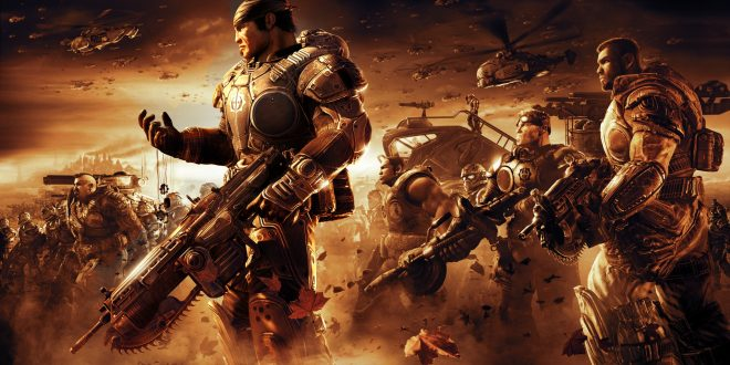 Gears Of War 2 Wallpapers