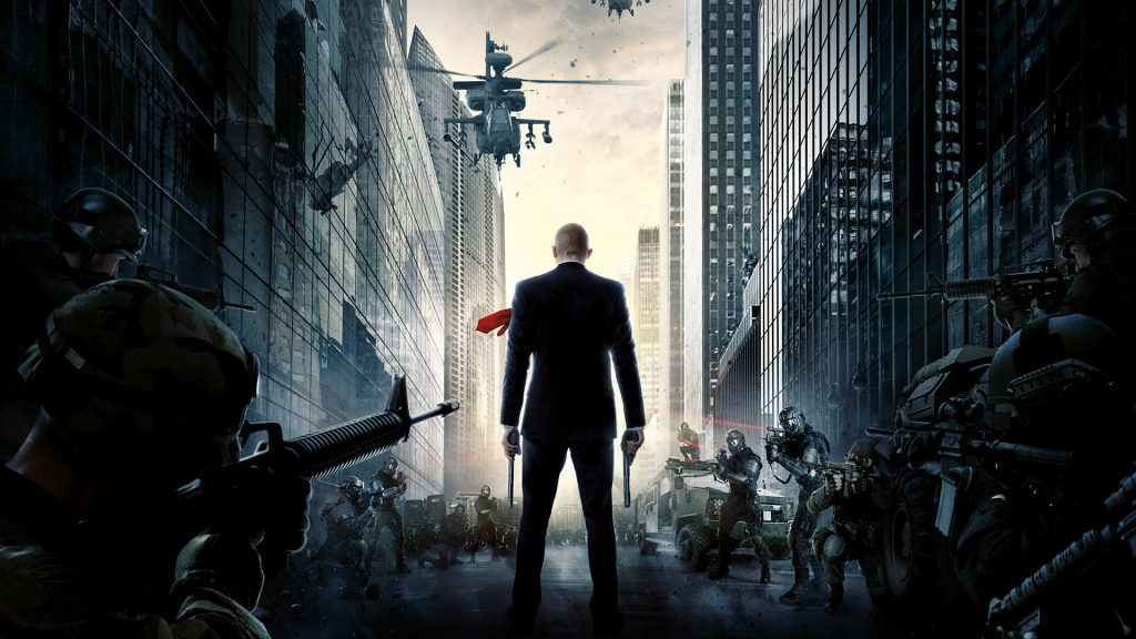 Hitman: Agent 47 Full HD Background