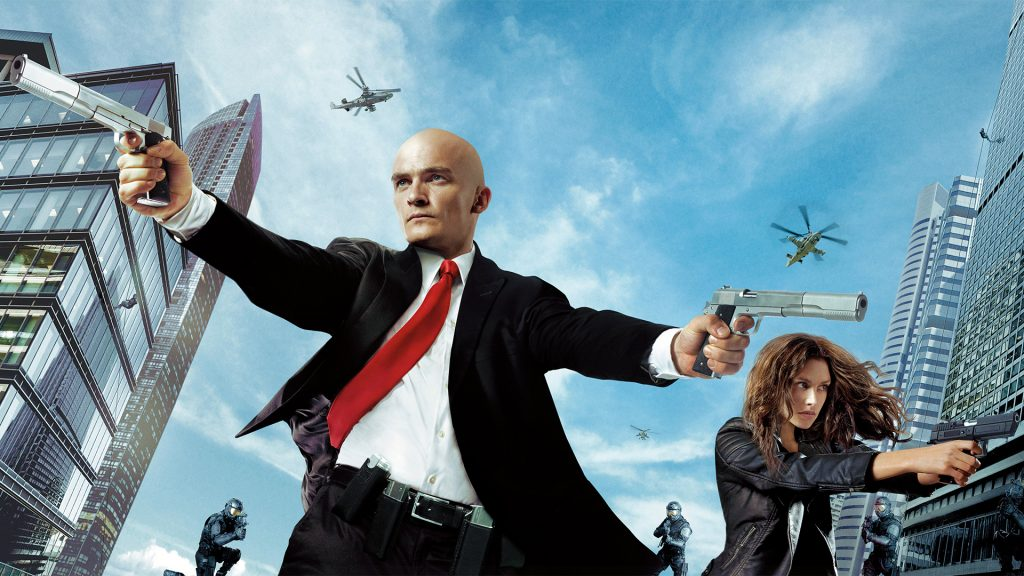 Hitman: Agent 47 Full HD Wallpaper
