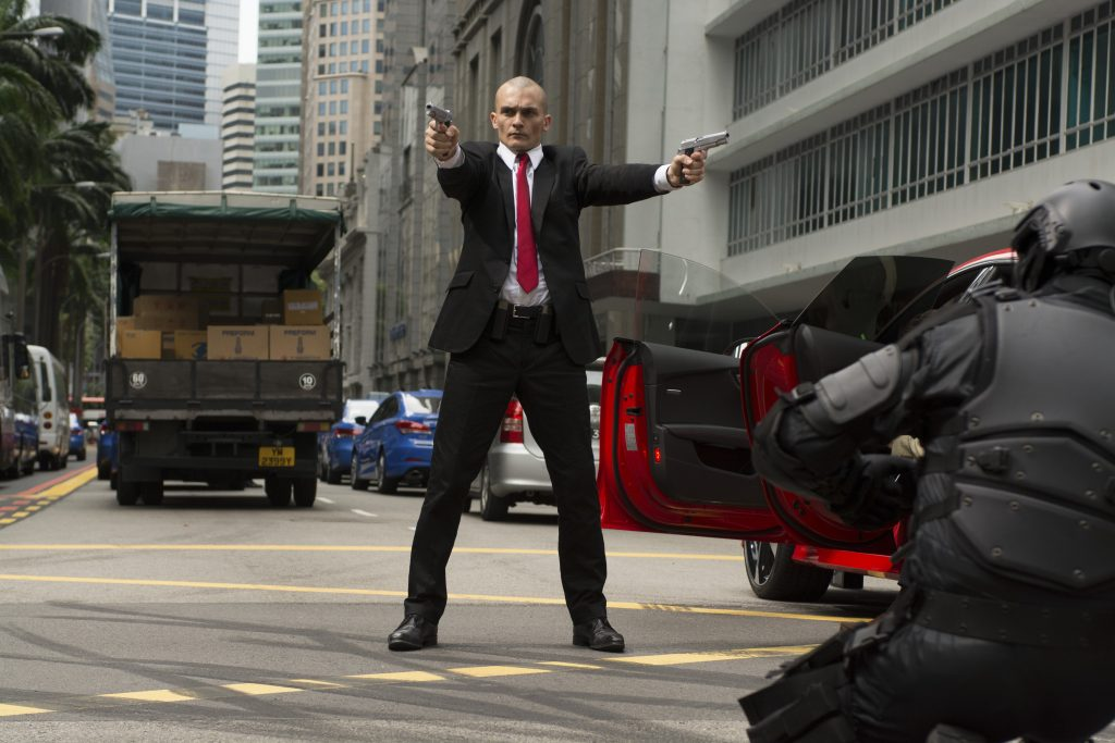 Hitman: Agent 47 Wallpaper