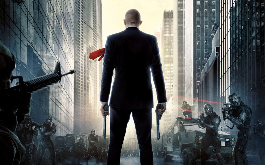 Hitman: Agent 47 Widescreen Wallpaper