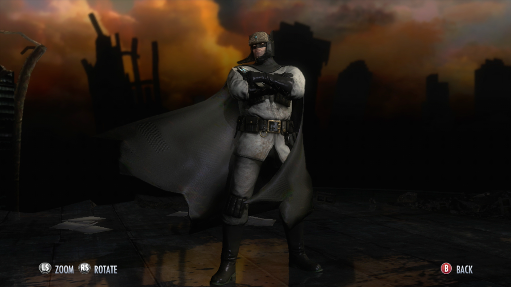Injustice: Gods Among Us Full HD Wallpaper