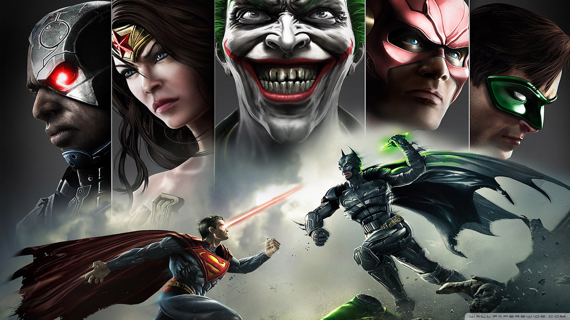 Injustice Gods Among Us Wallpapers Pictures Images