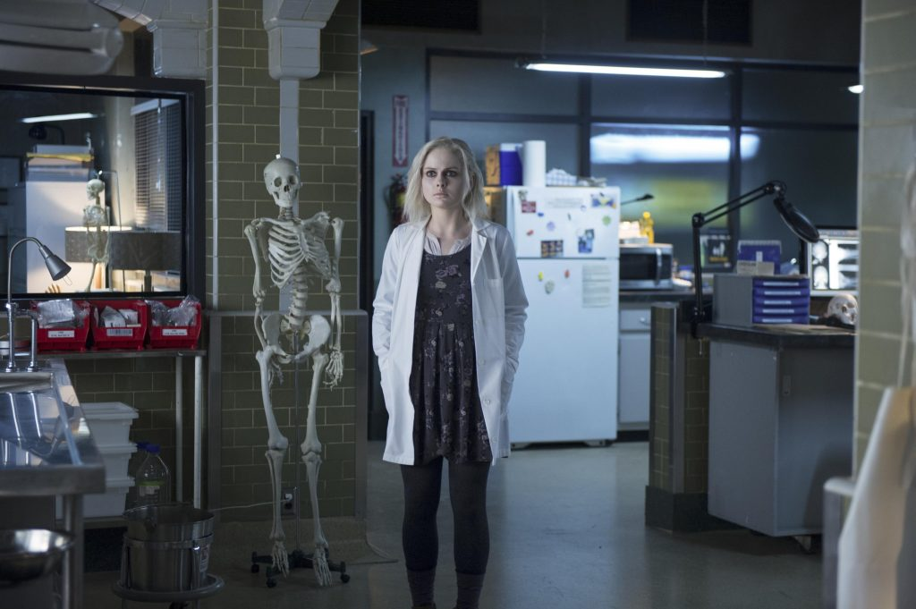 IZombie HD Wallpaper