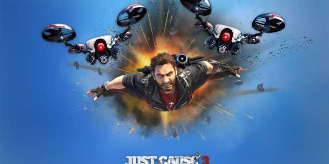 Just Cause 3 HD Wallpapers