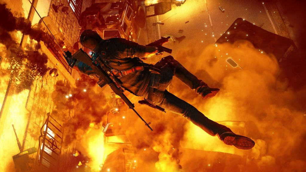 Just Cause 3 HD Full HD Wallpaper