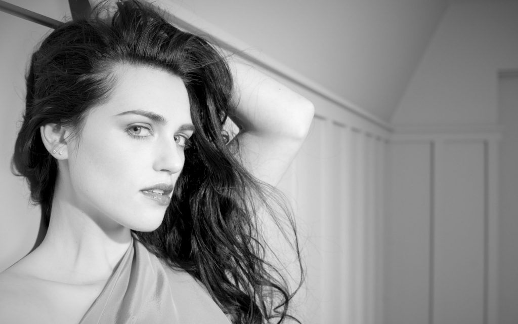Katie McGrath Widescreen Wallpaper
