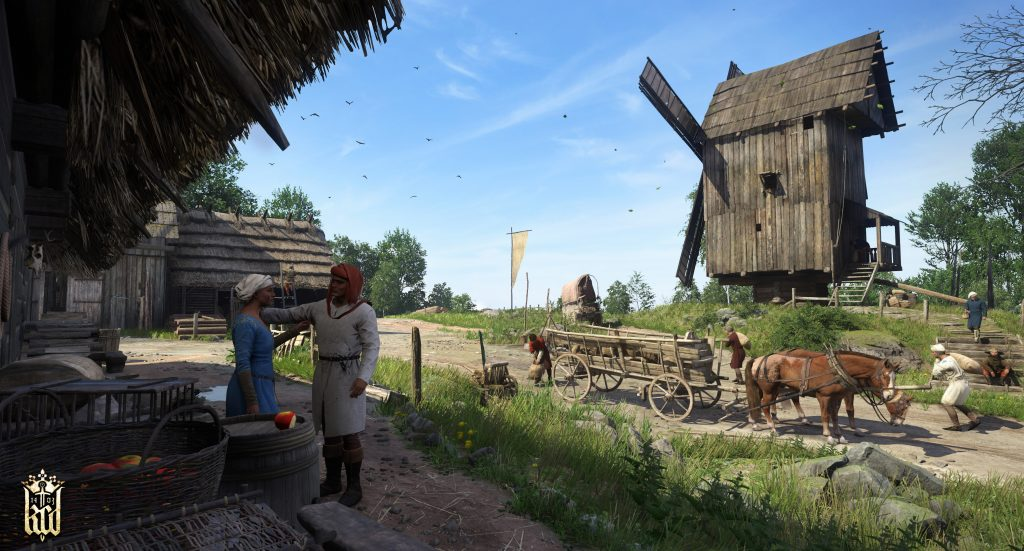 Kingdom Come: Deliverance Wallpaper