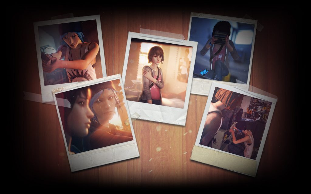 Life Is Strange Widescreen Background