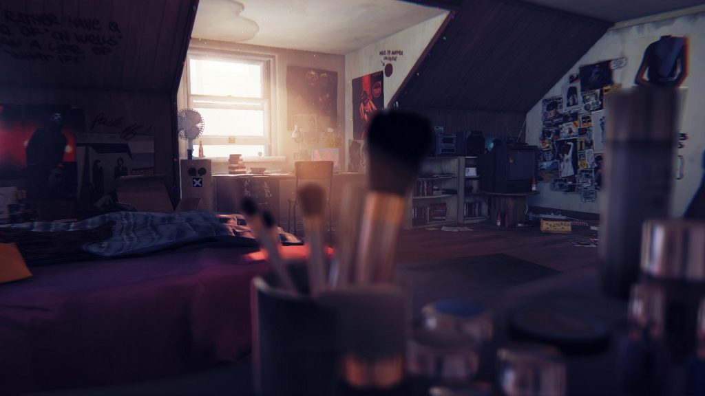 Life Is Strange Full HD Background