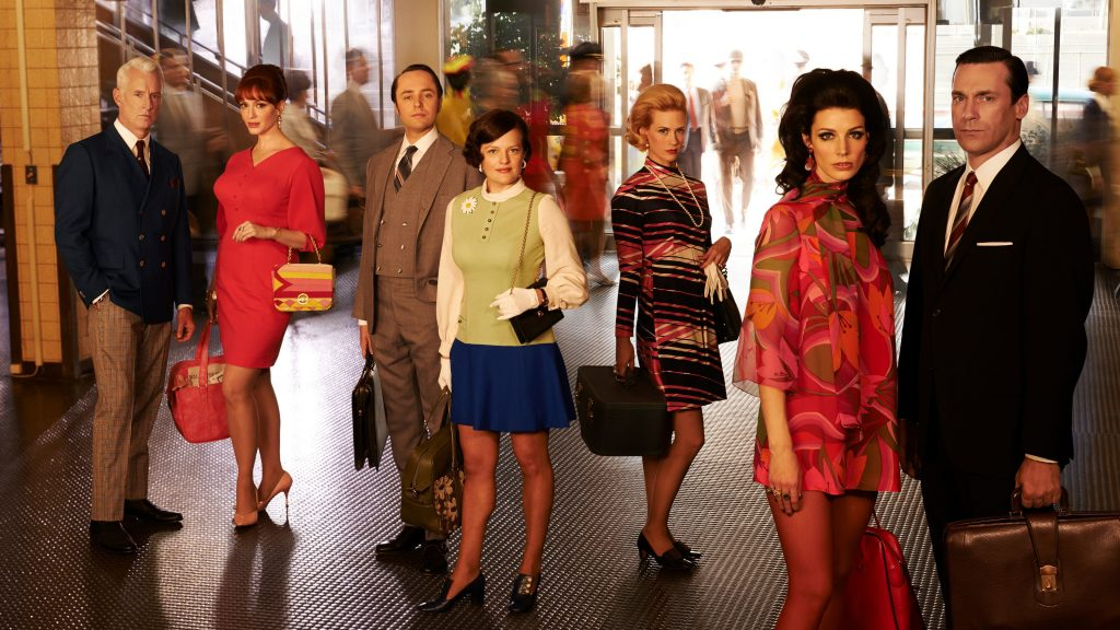 Mad Men 4K UHD Wallpaper
