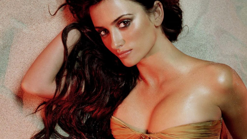 Penelope Cruz HD Full HD Background