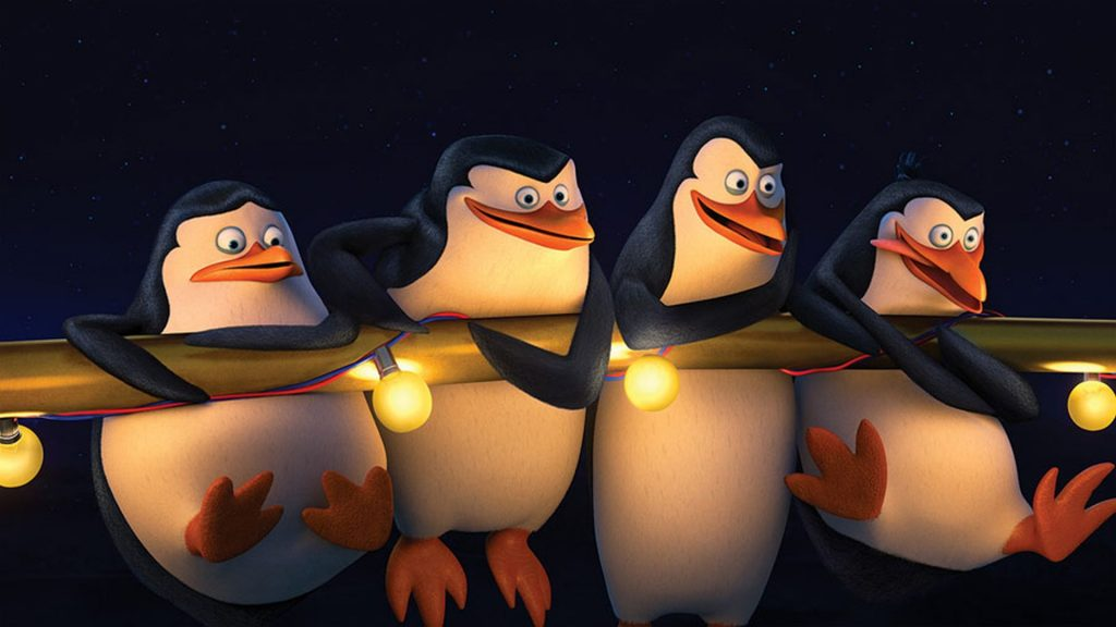Penguins Of Madagascar Full HD Wallpaper