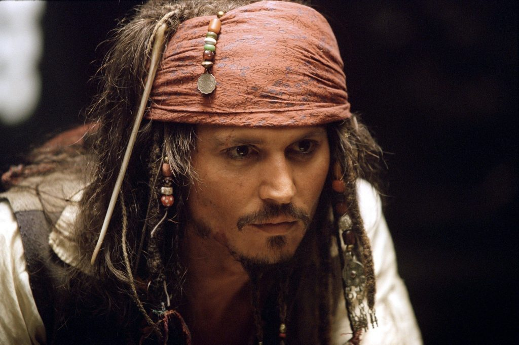 Pirates Of The Caribbean: The Curse Of The Black Pearl Wallpaper