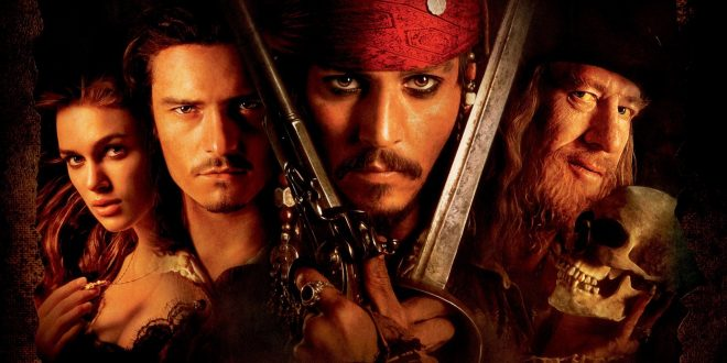 Pirates Of The Caribbean: The Curse Of The Black Pearl Wallpapers