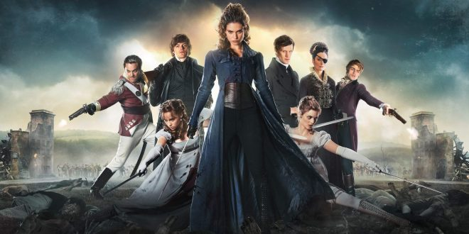 Pride And Prejudice And Zombies Wallpapers
