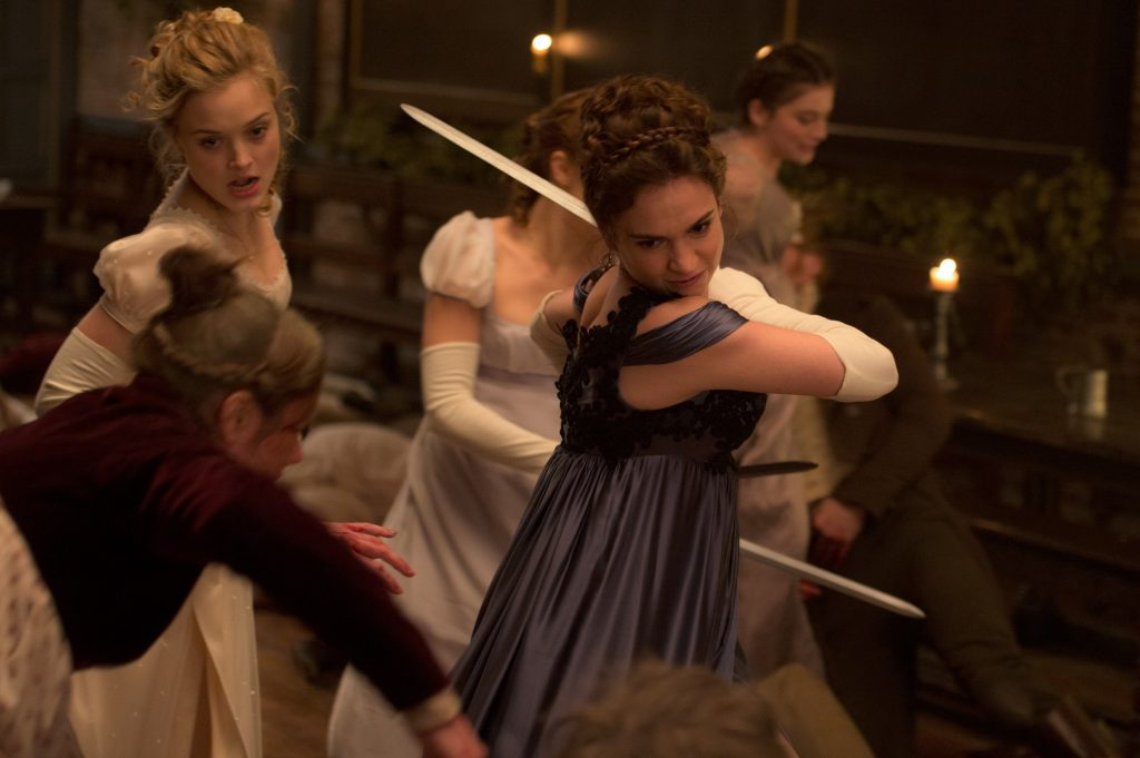 Pride And Prejudice And Zombies Wallpaper