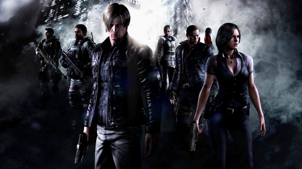 Resident Evil 6 Full HD Wallpaper
