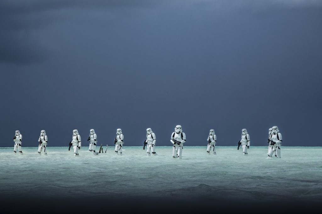Rogue One: A Star Wars Story Background