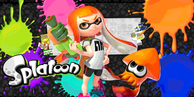 Splatoon Backgrounds