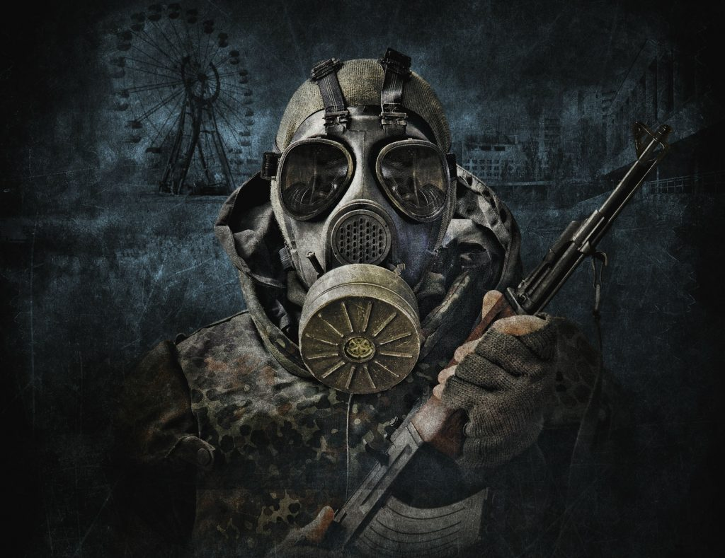 S.T.A.L.K.E.R. Background
