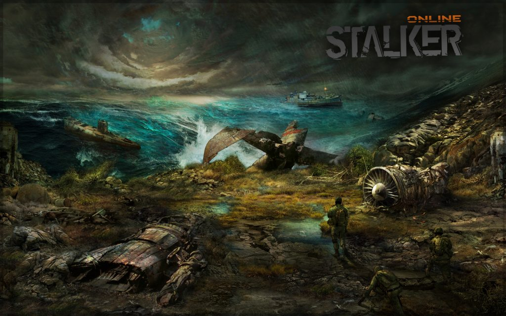 S.T.A.L.K.E.R. Widescreen Background