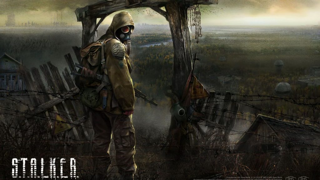 S.T.A.L.K.E.R. Full HD Background