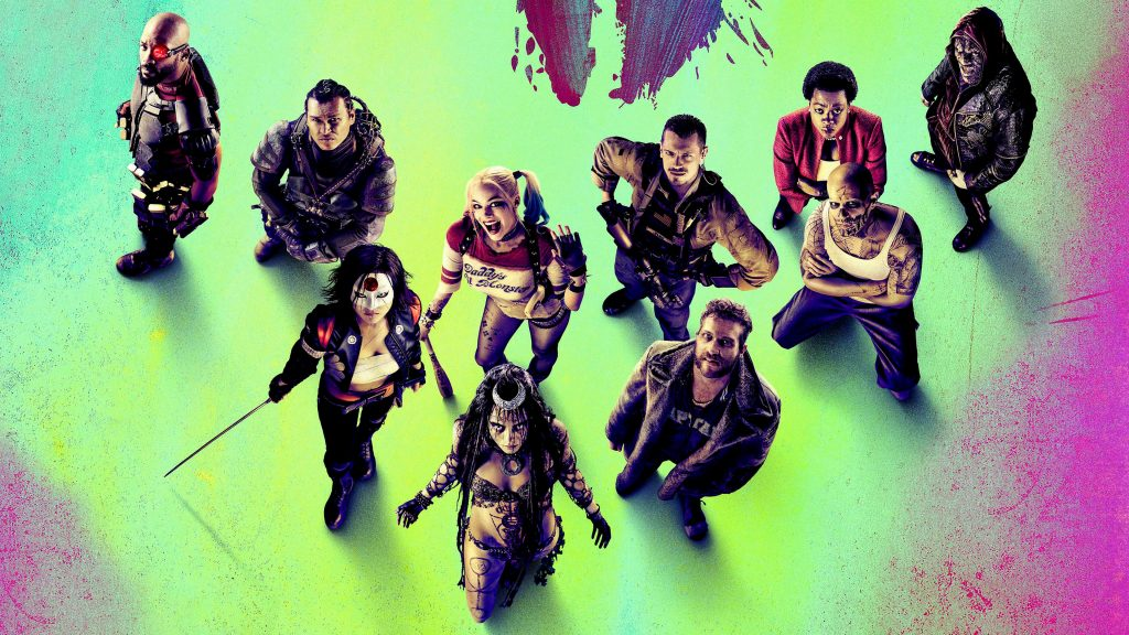 Suicide Squad HD 4K UHD Wallpaper