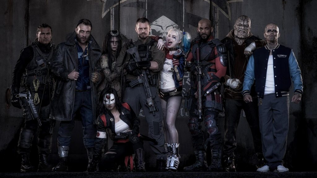 Suicide Squad HD Full HD Wallpaper
