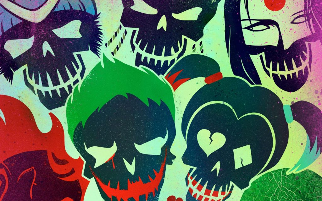 Suicide Squad HD Widescreen Wallpaper