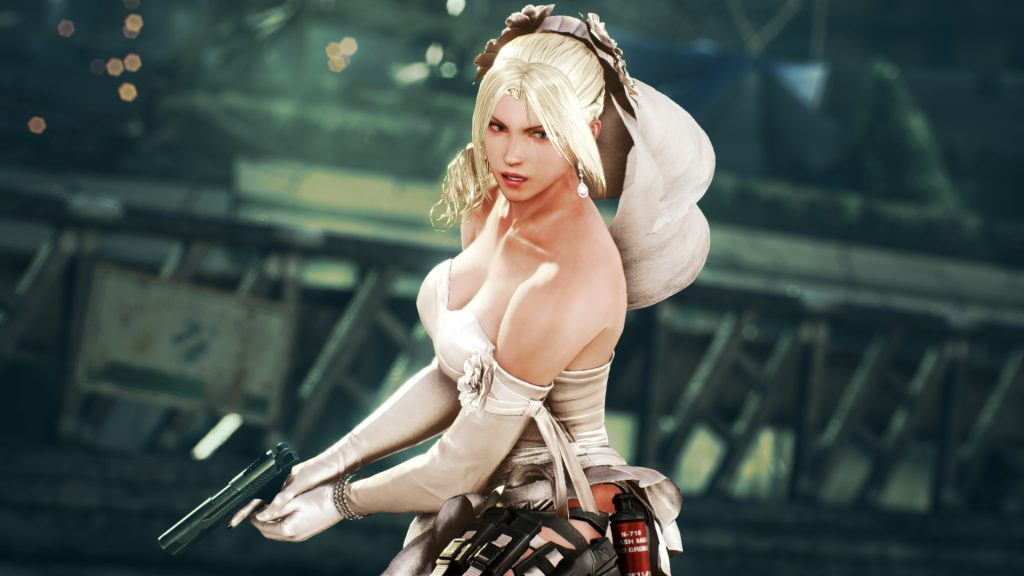 Tekken 7 Full HD Background