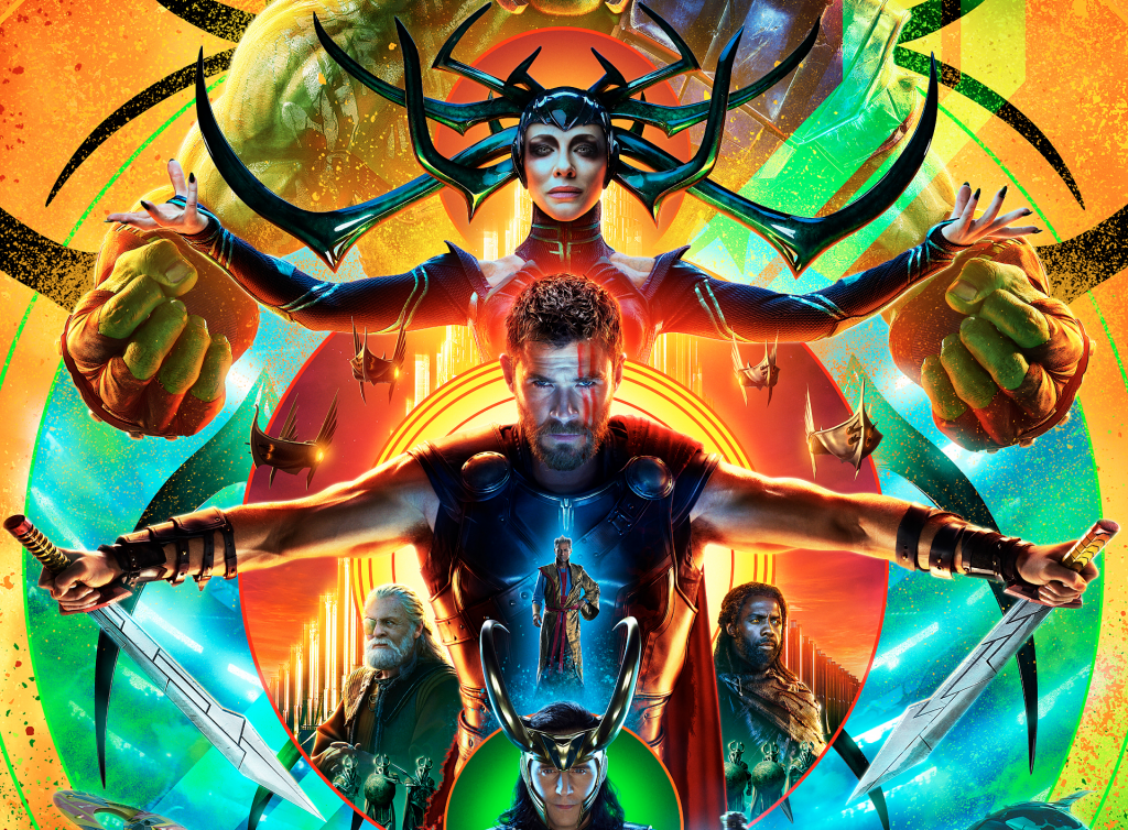 Thor: Ragnarok Background