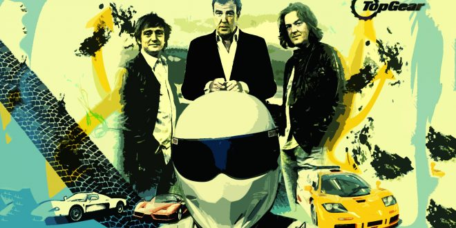 Top Gear HD Backgrounds