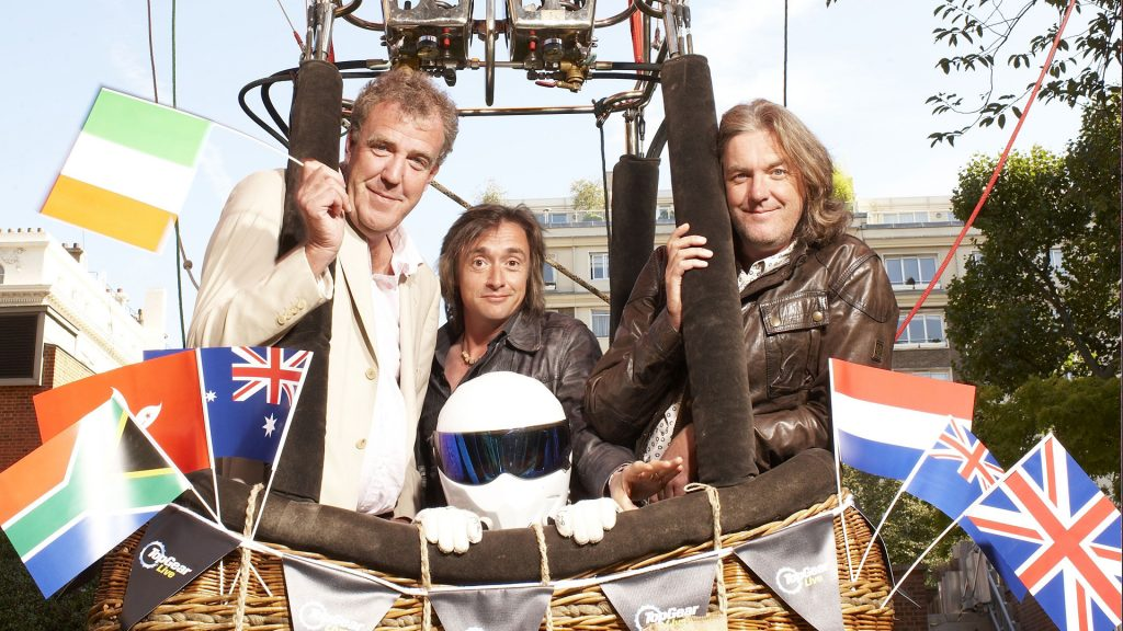 Top Gear HD Full HD Wallpaper