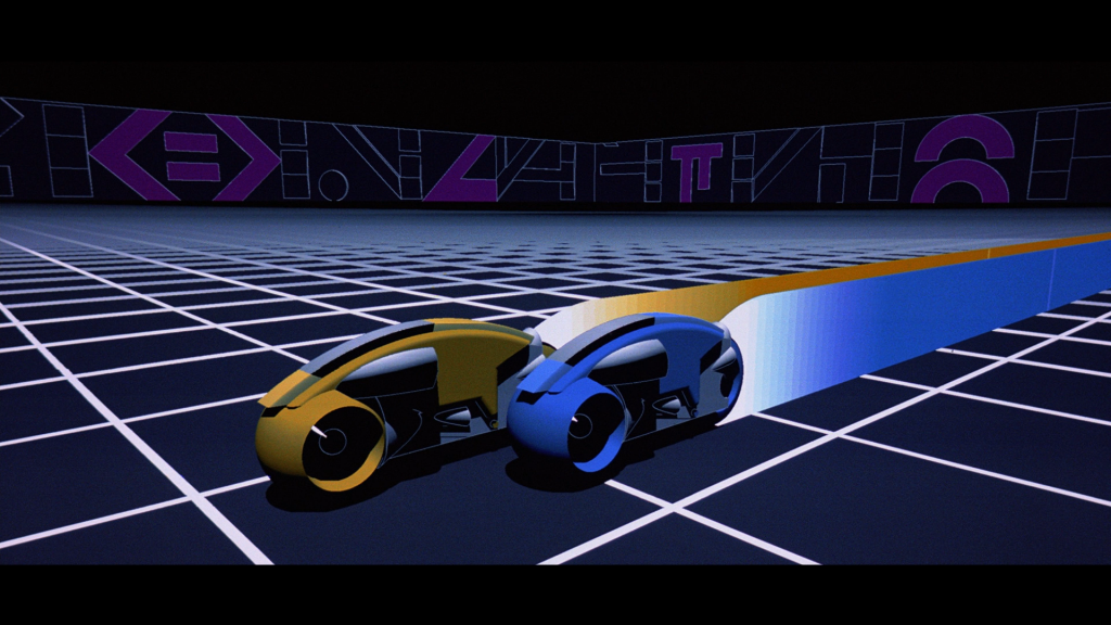 Tron HD Full HD Wallpaper