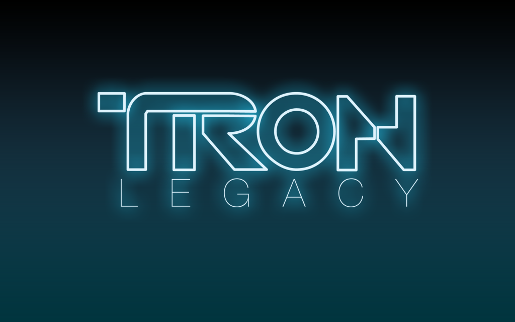 TRON: Legacy Widescreen Background