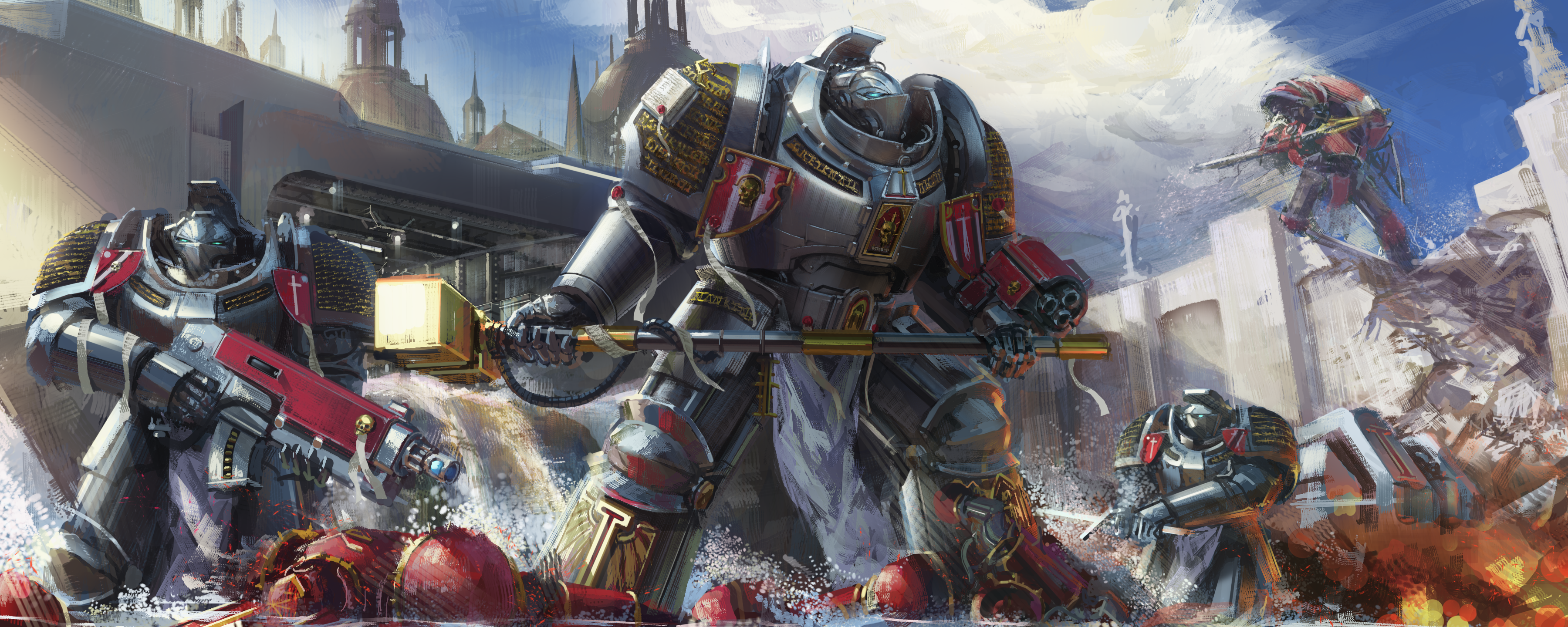 Warhammer 40k Backgrounds Pictures Images