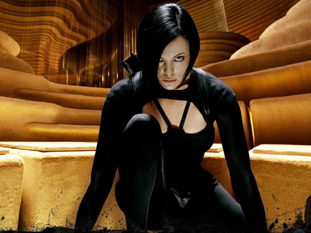 Aeon Flux Wallpaper