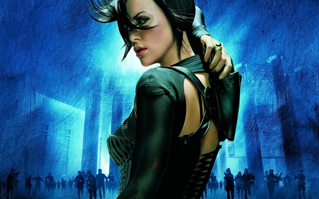 Aeon Flux Widescreen Wallpaper
