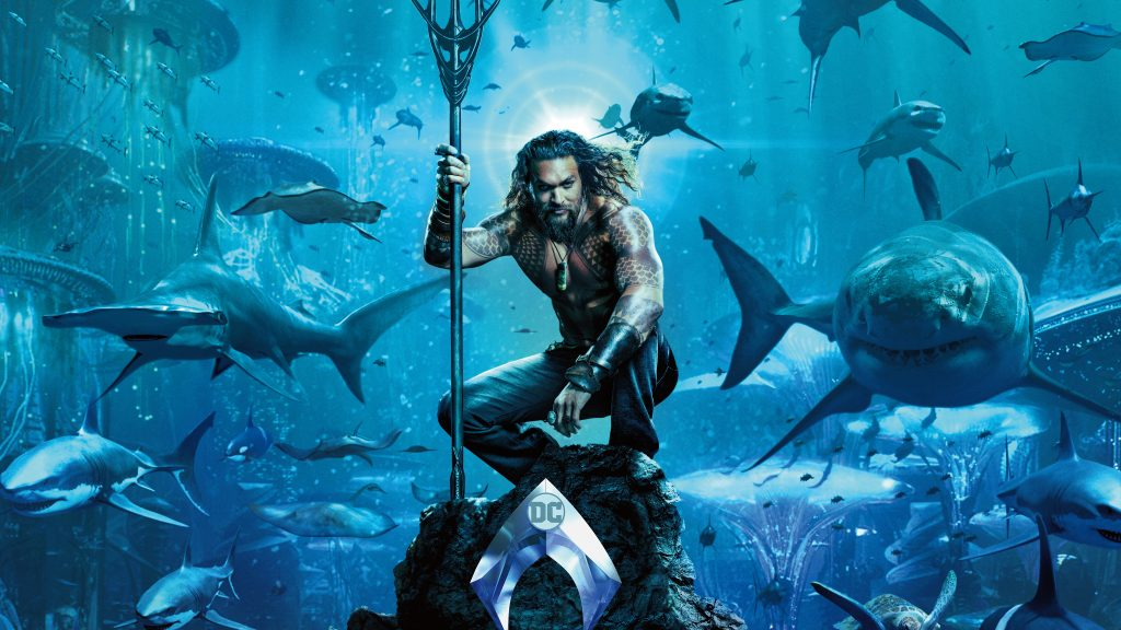 Aquaman 5K HD Wallpaper