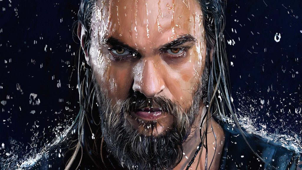 Aquaman Full HD Wallpaper
