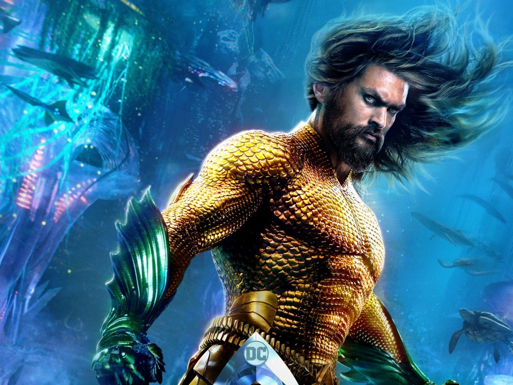 Aquaman Wallpaper