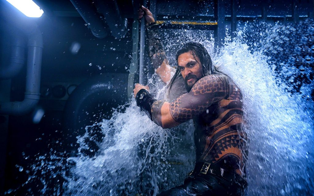 Aquaman Widescreen Wallpaper