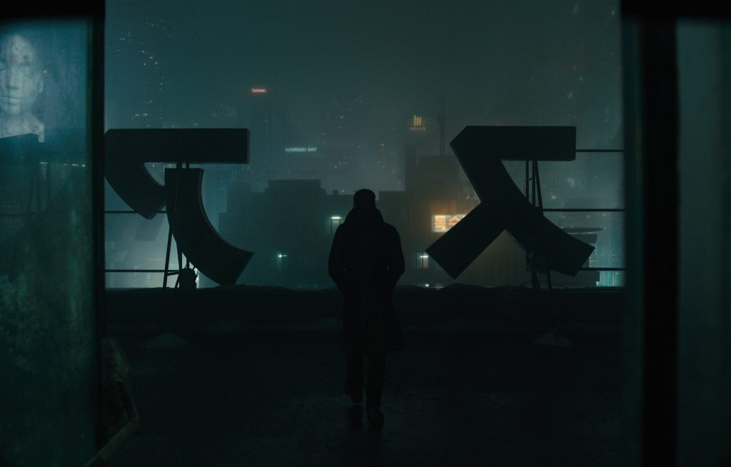 Blade Runner 2049 Background