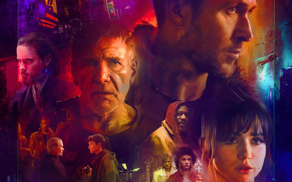 Blade Runner 2049 Widescreen Wallpaper
