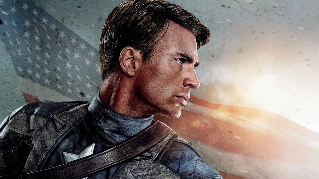 Captain America: The First Avenger 4K UHD Wallpaper